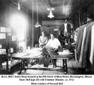 Harry Bell's Tailor Shop