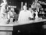 Drug store,Barrum  Soda Fountain