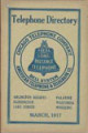 Telephone Directory - 1917, March - Arlington Heights, Barrington, Lake Zurich, Palatine,...