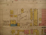 Insurance Map of Aurora, Illinois, White and Todd Lumber Yard and Holbrook Mills, Sanborn detail,...
