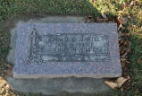 Gravestone of Donald D. Martel