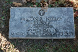 Gravestone of Milton A. Neeley