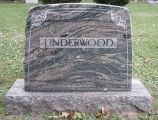 Underwood Monument