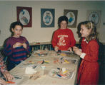 Cary Public Library 1985 Christmas Crafts Program_2
