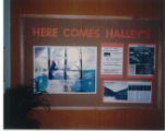 Cary Public Library 1985 Halley's Comet Display_2