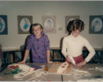1986 Cary Public Library Macrame Project Program_2