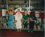 1987 Cary Public Library Halloween Party _3