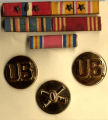 Military Service Ribbons
