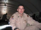 Drew Larson, Captain, U.S. Army, 82nd Medical Company
