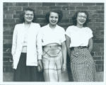 Grace Ullrich, Nancy Weidner, Marjorie Stagge