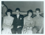Senior Dance Couples, View 2, 1947