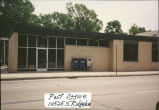 Post office, United States Post Office, Chicago Ridge, Illinois, 1992
