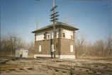 Switch tower, 1992