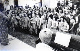 Five Points Girl Scout Bicentennial Choir