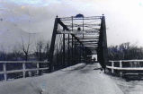 Bridge over the Kishwaukee River