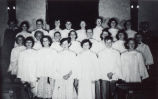 Junior Choir, Cherry Valley Methodist Church