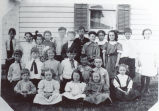 Church group, 1910