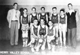 Basketball champs, 1954-1955