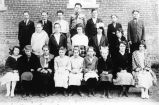 Class picture - Cherry Valley School