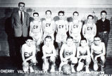 Lightweight basketball team, Cherry Valley School