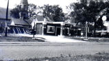 Gas station, early 1920`s.