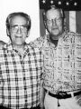 Ronnie (Roughouse) Popham and Richard Sorenson