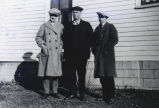 Harry Conklin, Ross Popham and John Gannon
