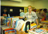 Book Sale at the Eisenhower Library, May 1996