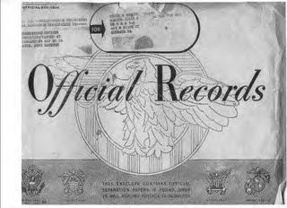 Wilbur R. Musser: Official Records