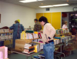 Book Sale at the Eisenhower Library, April 30, 1994