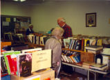 Book Sale at the Eisenhower Library, May 27, 2001