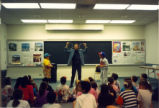 Magic Show at the Eisenhower Library