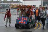 Class of 1964 in Homecoming Parade October 2008