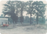 Fenton High School Construction Site 1975 Looking West