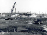 Library Construction, 200 N. Grove Ave., 1967