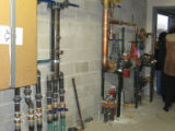 Geothermal pipes, Rakow Branch, 2751 W. Bowes Rd., Elgin, IL