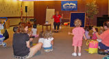 toddler time at Glenview Public Library