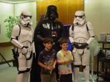 Star Wars at Glenview Public Library