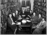 Board and Staff celebrate Glenview Public Library's 20th anniversary in 1951