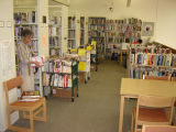 Book sale at Glenview Public Library
