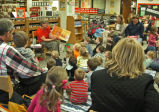 youth services storytime at Glenview Public Library