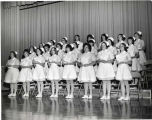 1971.5.9 Graham Hospital School of Nursing Capping Ceremony of the Class of 1973