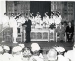 1961.4.1 Graham Hospital School of Nursing Graduation
