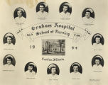 1954.4.16 Graham Hospital School of Nursing Graduation