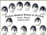 2003.4.3 Graham Hospital School of Nursing Graduation