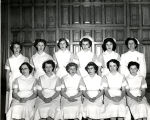 1955.5.3 Graham Hospital School of Nursing Capping Ceremony
