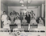 1943.1.5 Graham Hospital School of Nursing students and instructors