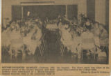 1961.2.Socials.1 Graham Hospital School of Nursing Mother Daughter Banquet