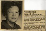 197-.2.Nurses.1 Anesthetist named chairman