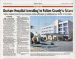 2010.2.Clinic.3 Graham Hospital investing in Fulton County's Future
